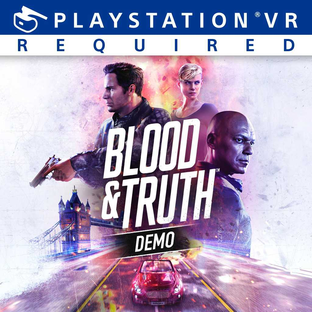 Demo de Blood & Truth