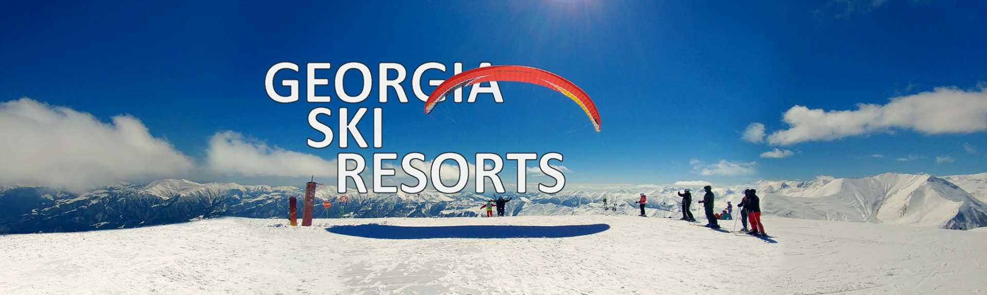 Georgia Ski Resorts