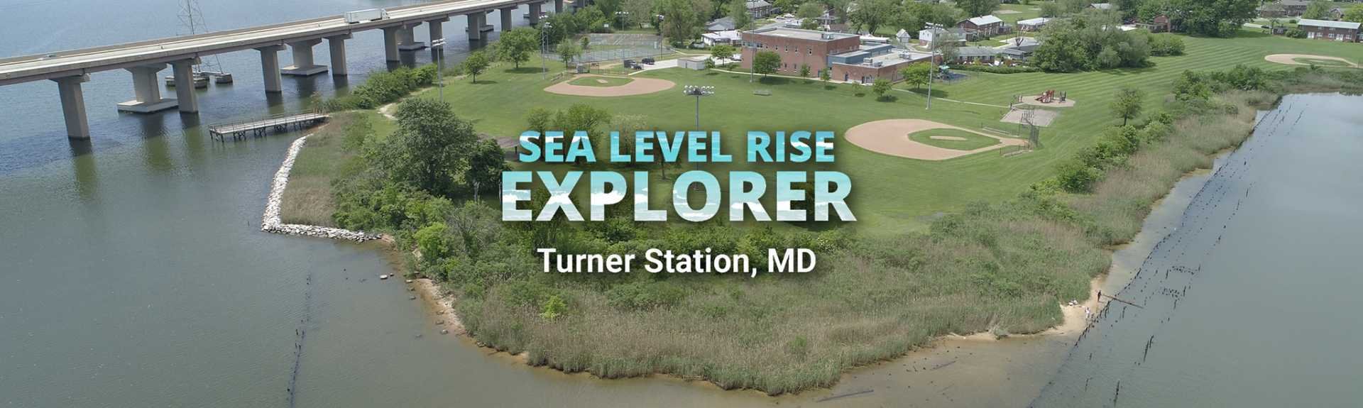 Sea Level Rise Explorer: Turner Station
