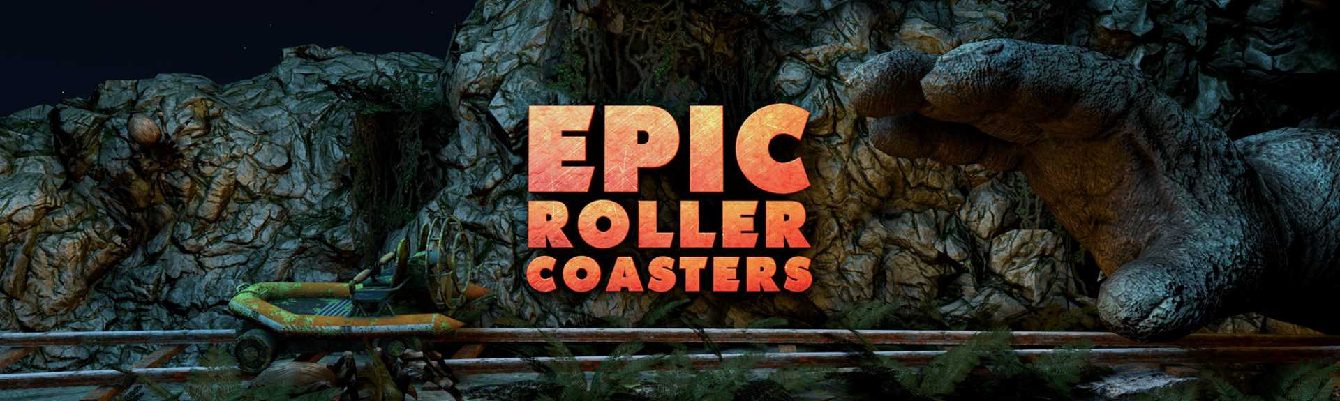 Epic Roller Coasters