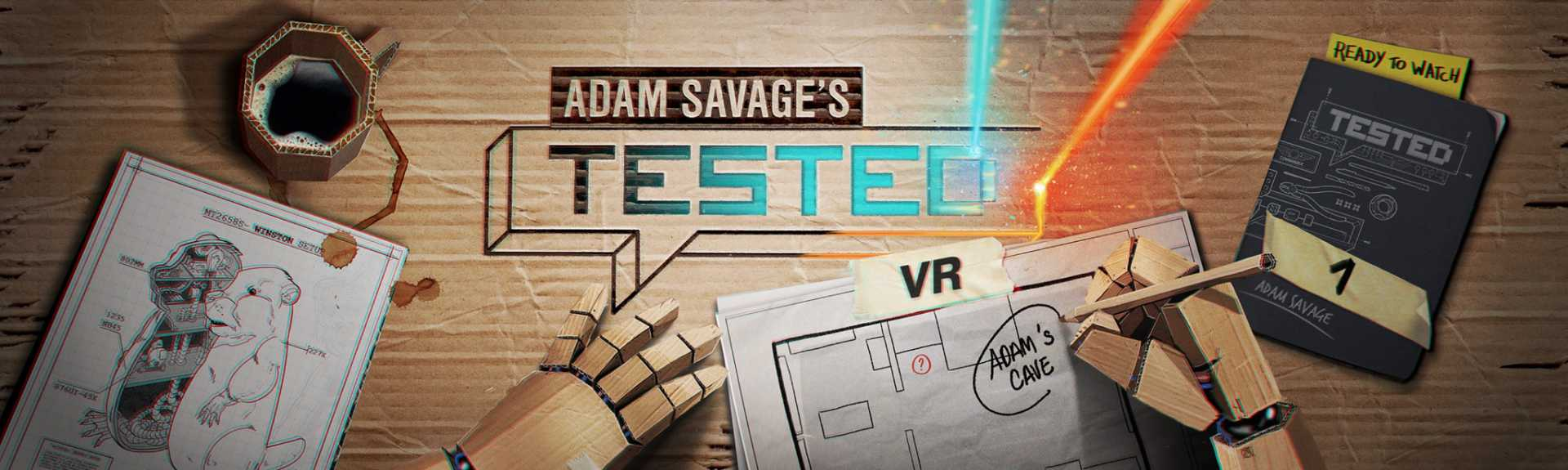 Adam Savage's Tested VR