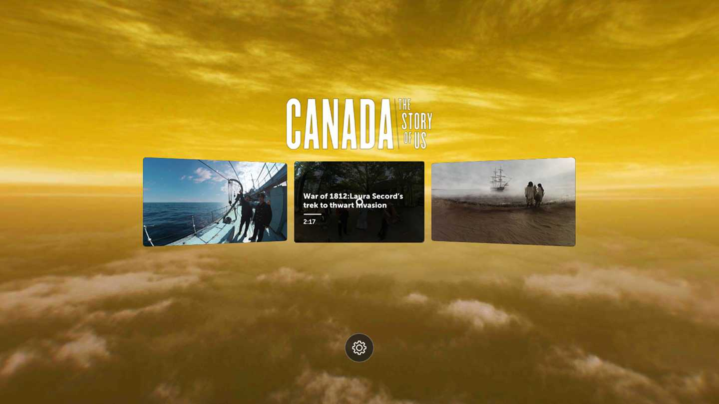 Canada: The Story of Us 360
