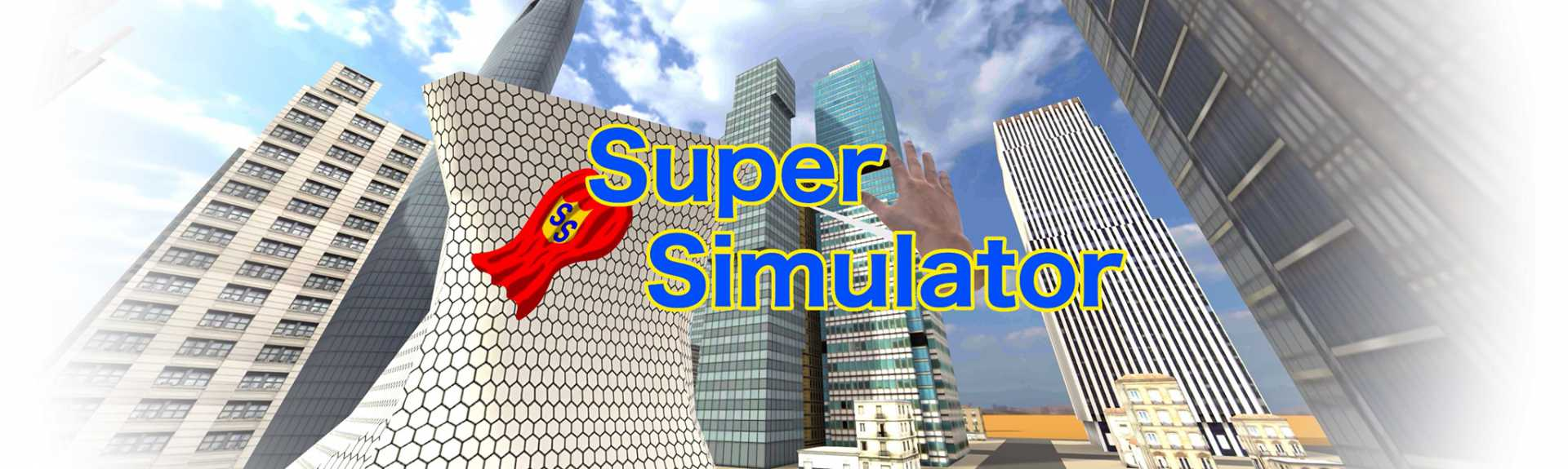 Super Simulator VR
