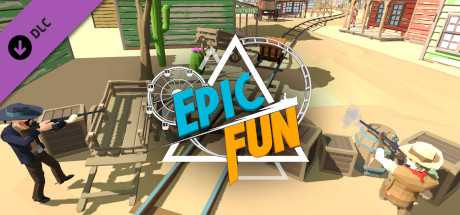Epic Fun - Western Coaster