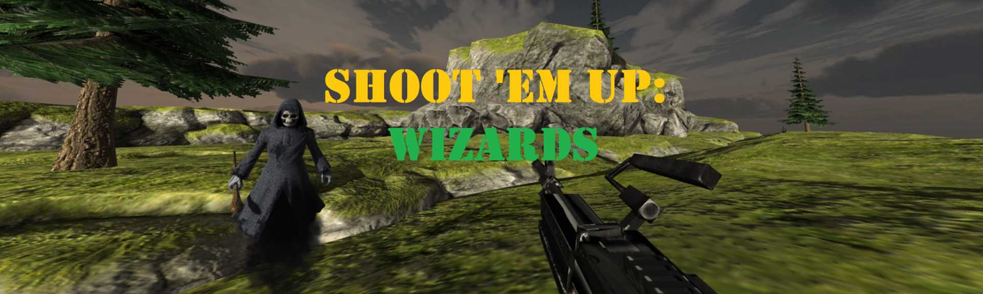 Shoot 'Em Up: Wizards