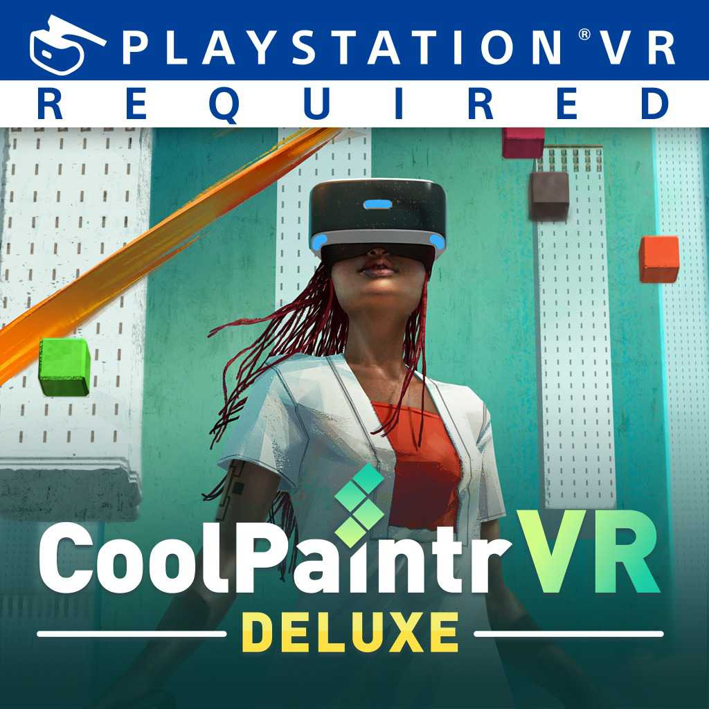 CoolPaintrVR Deluxe Edition
