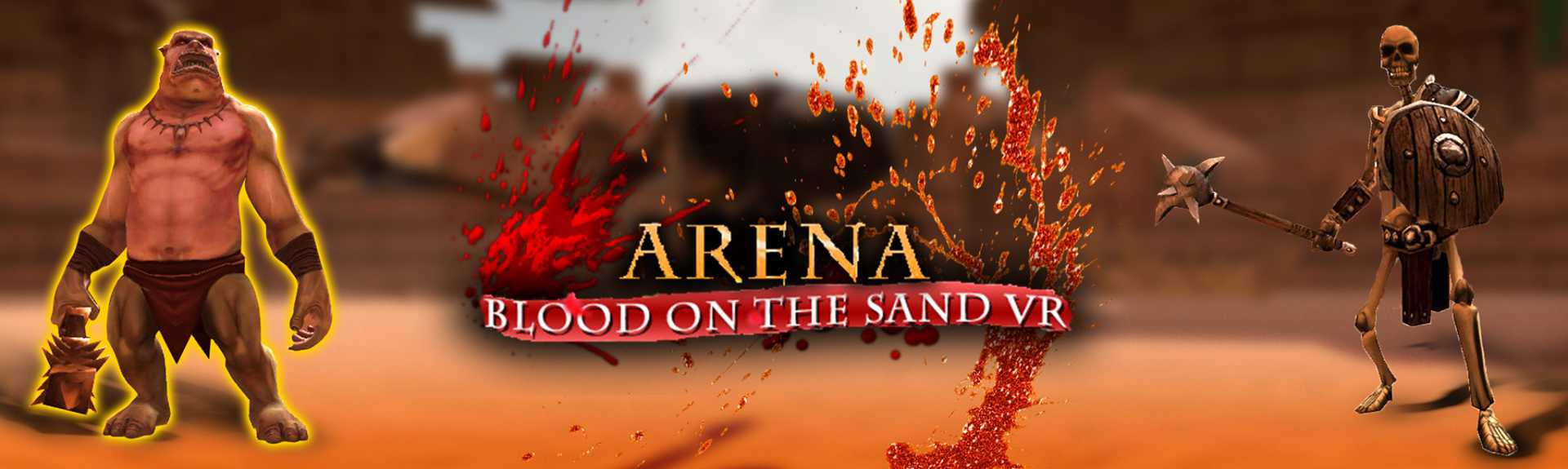 Arena Blood On the Sand