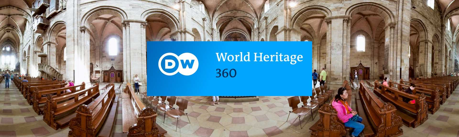 DW World Heritage 360