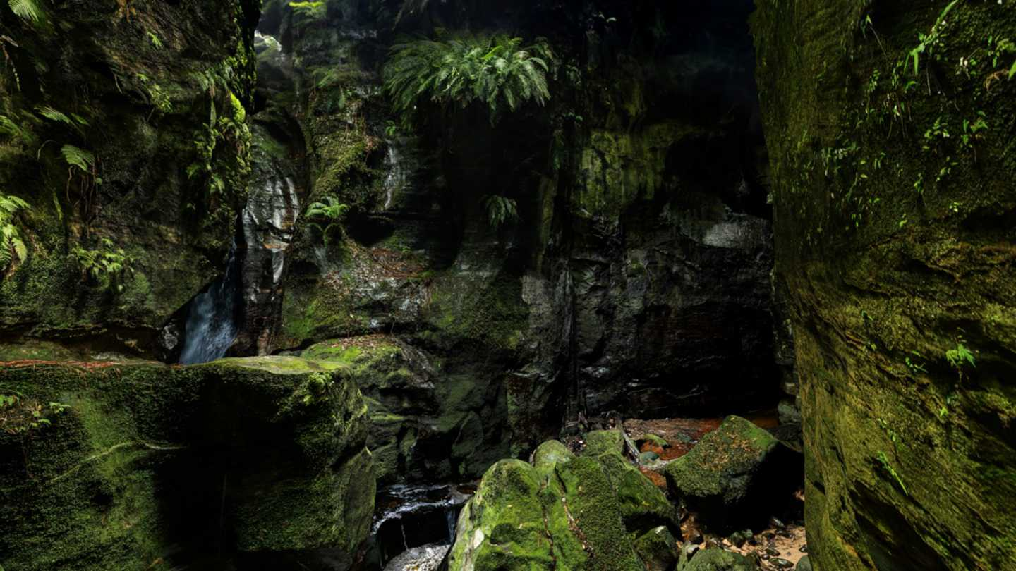 Claustral Canyon