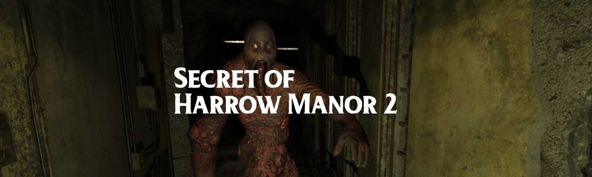 Secret of Harrow Manor 2
