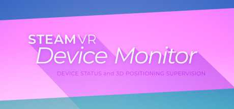 SteamVR Device Monitor