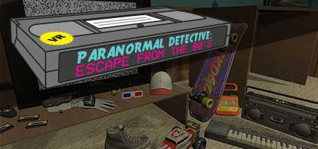 Paranormal Detective: Escape from the 80's