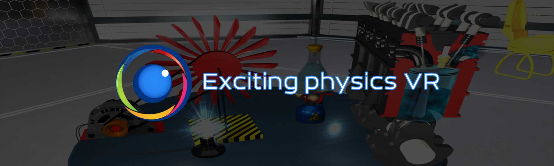 Exciting physics VR