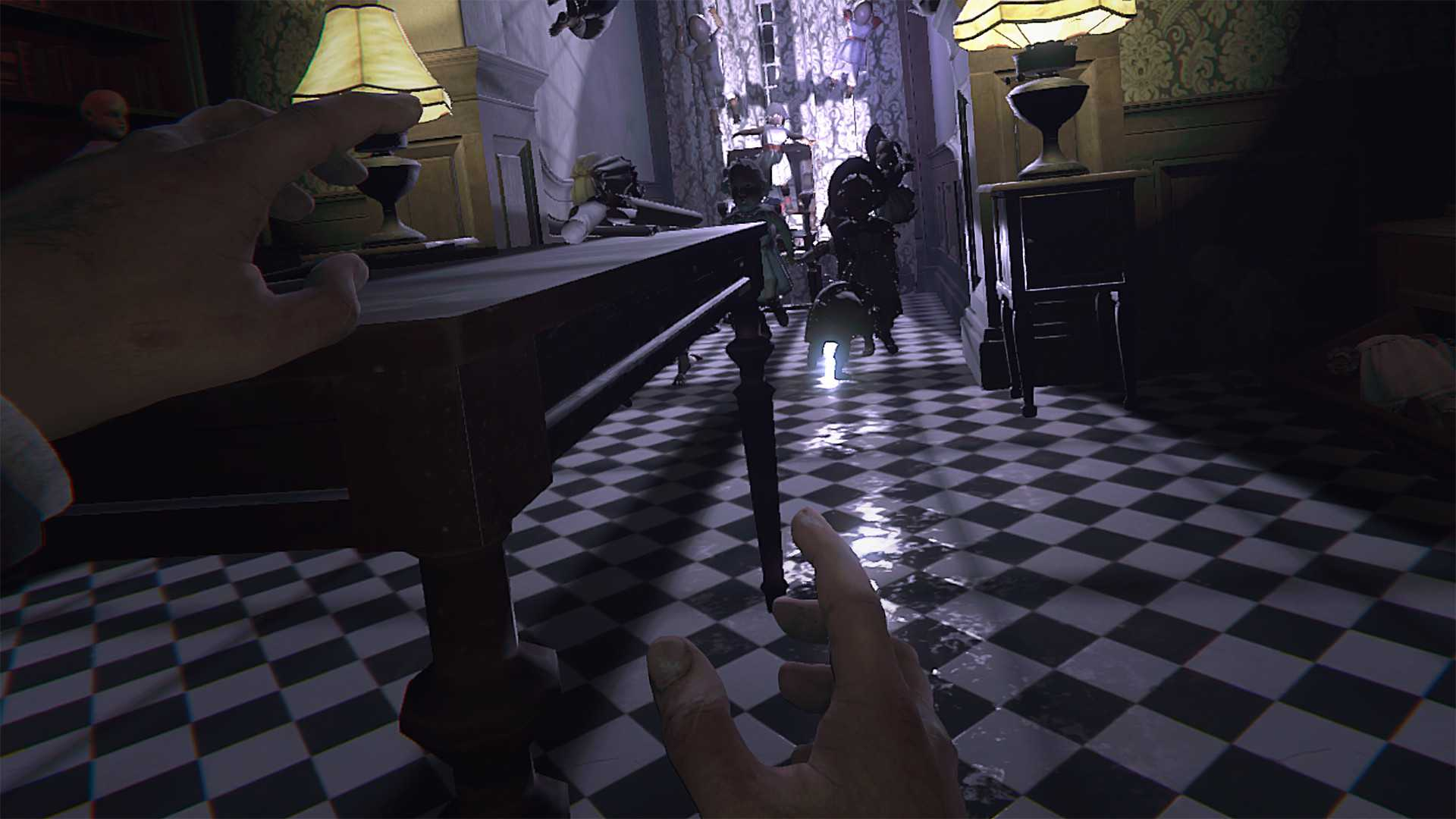 Layers of Fear VR
