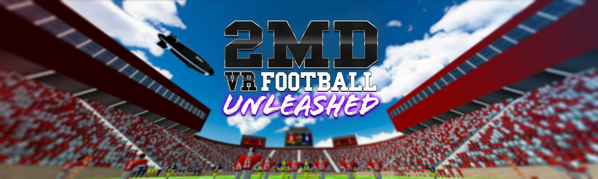 2MD: VR Football Unleashed