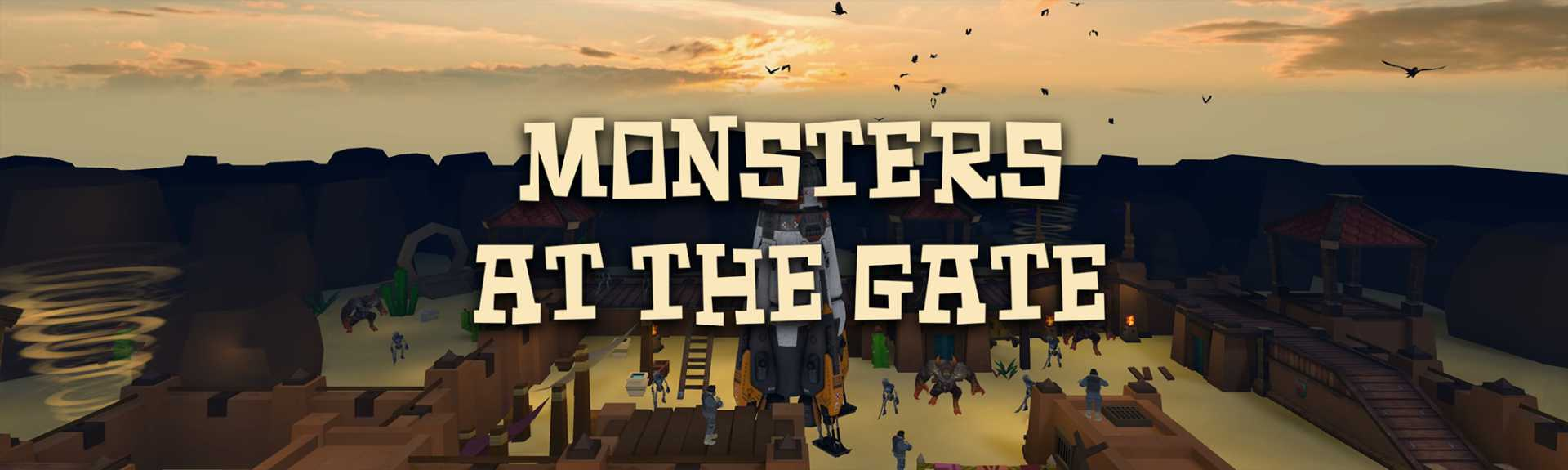 Monsters At The Gate