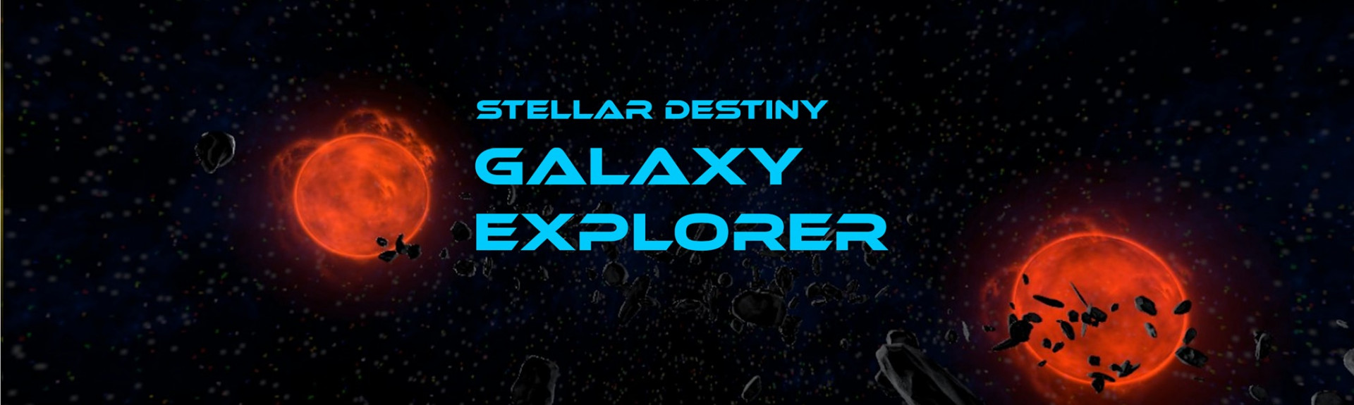 Stellar Destiny : Galaxy Explorer