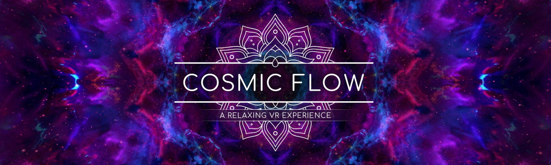Cosmic Flow: A Relaxing VR Experience