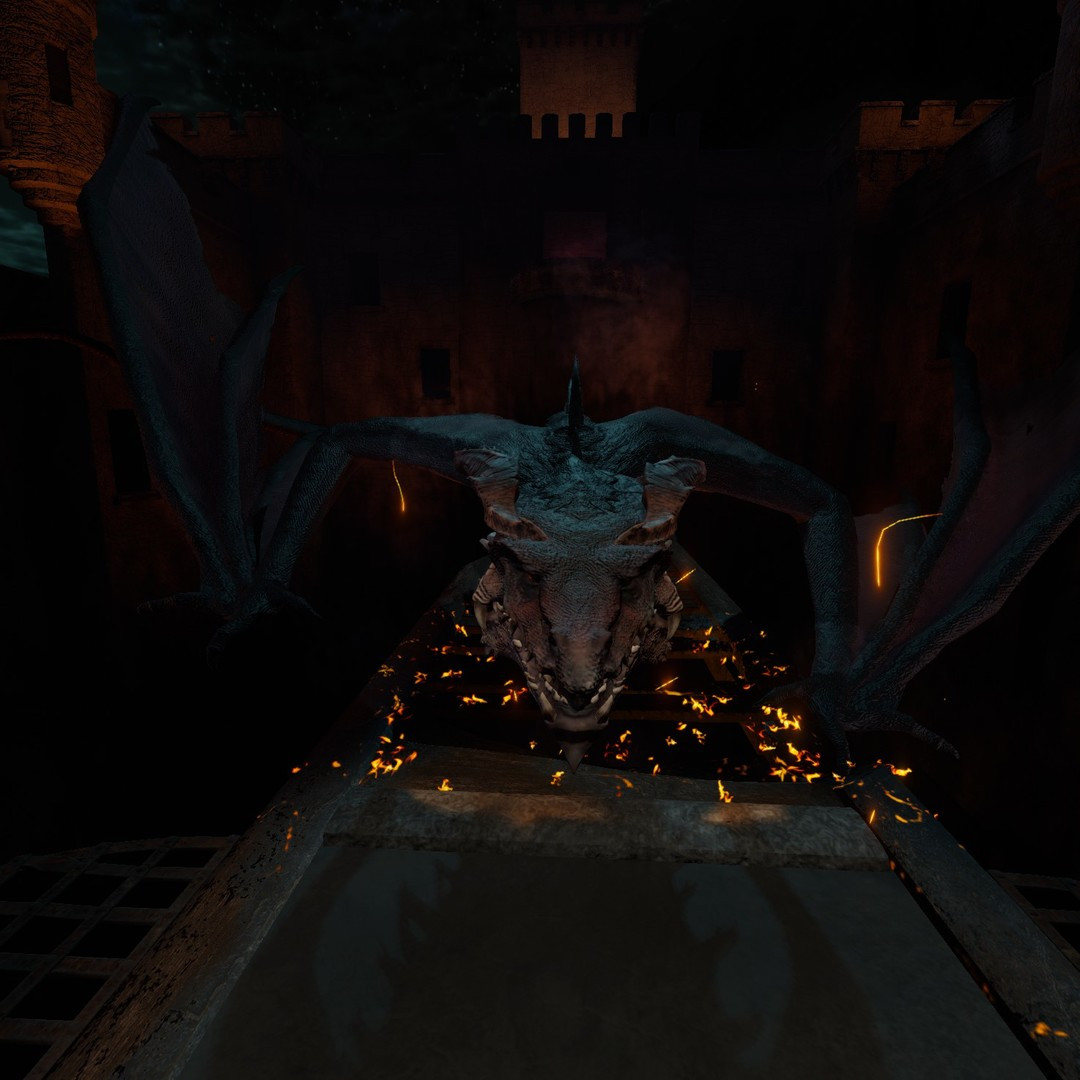 Dragon Fight VR