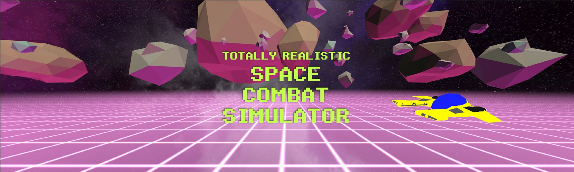 Totally Realistic Space Combat Simulator