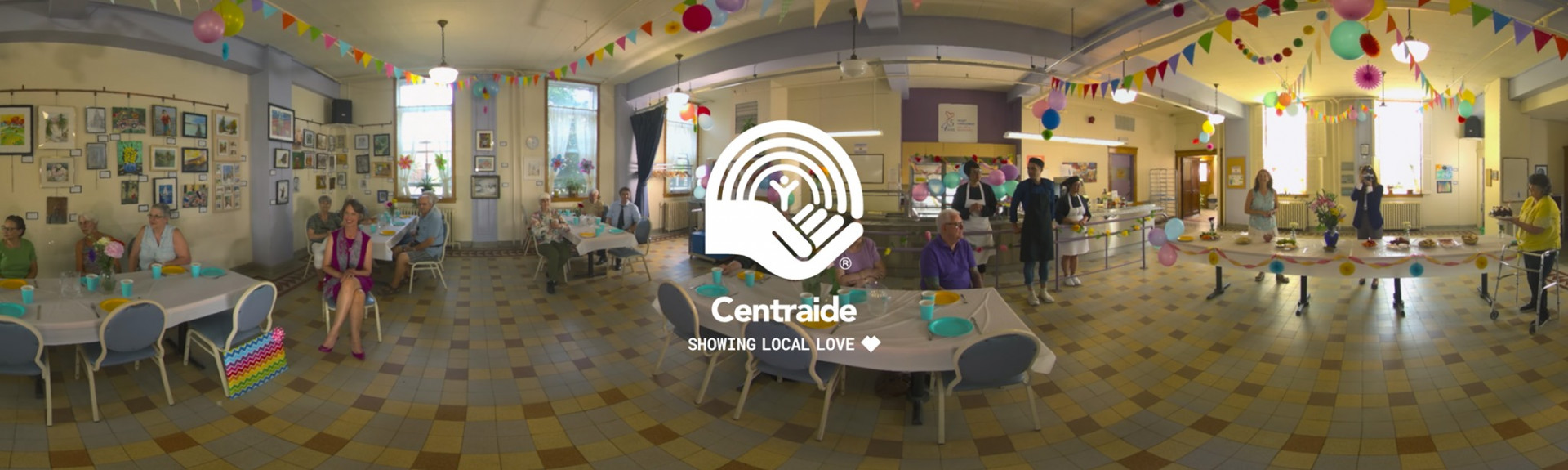 Centraide – Showing local love