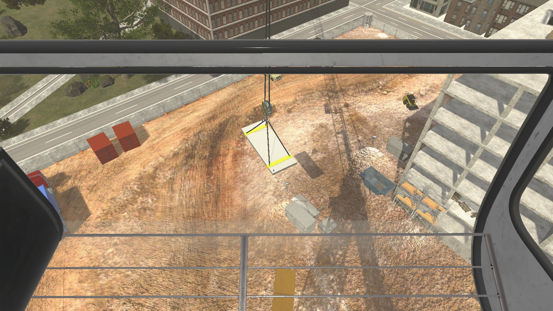 VE GSIM Tower Crane Simulator