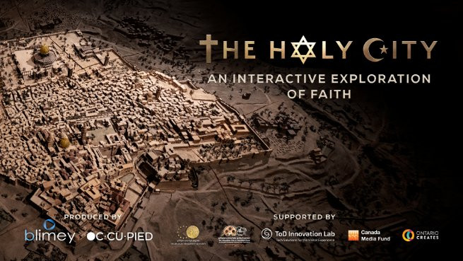 The Holy City - Documenatry
