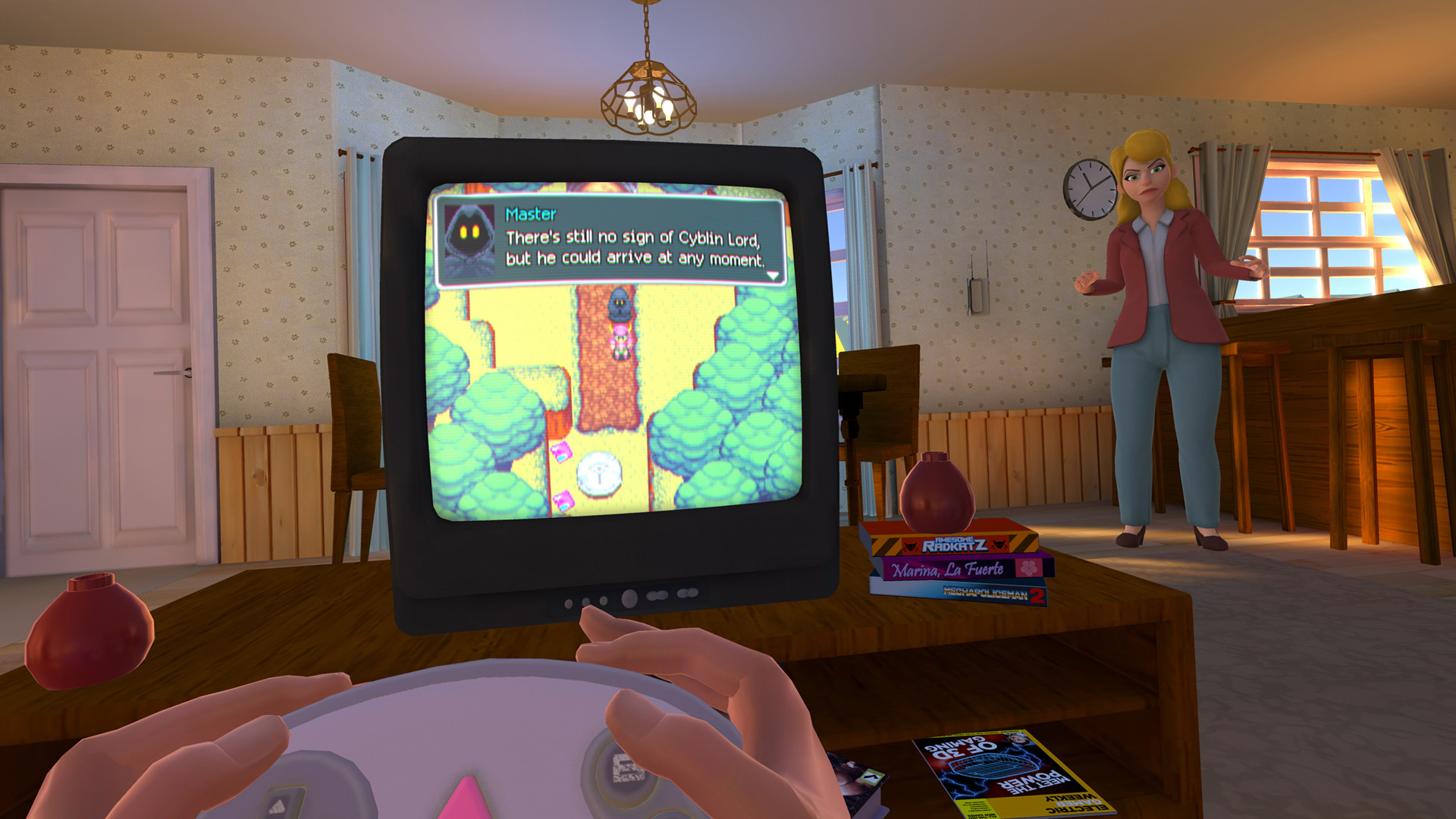 Pixel Ripped 1995