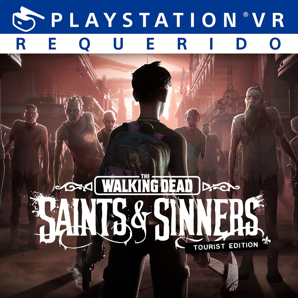 The Walking Dead: Saints and Sinners - Tourist Edition