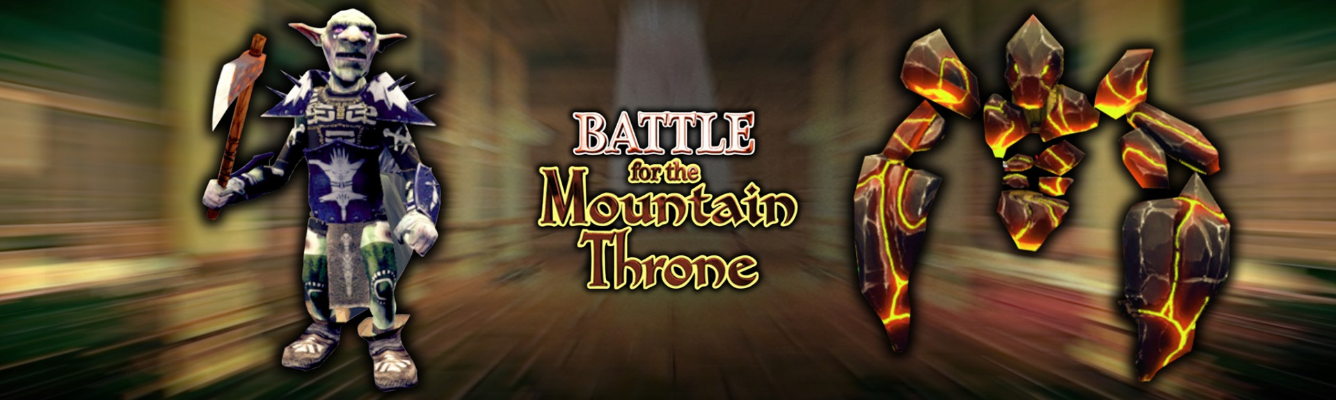 Battle for the Mountain Throne