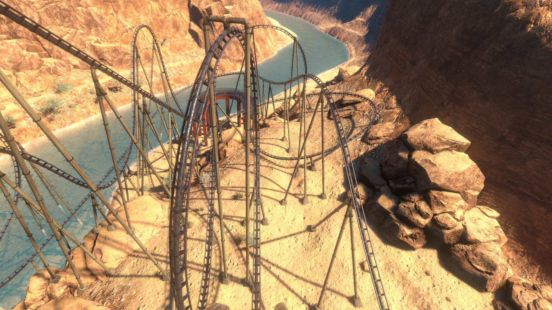 Epic Roller Coasters — Great Canyon