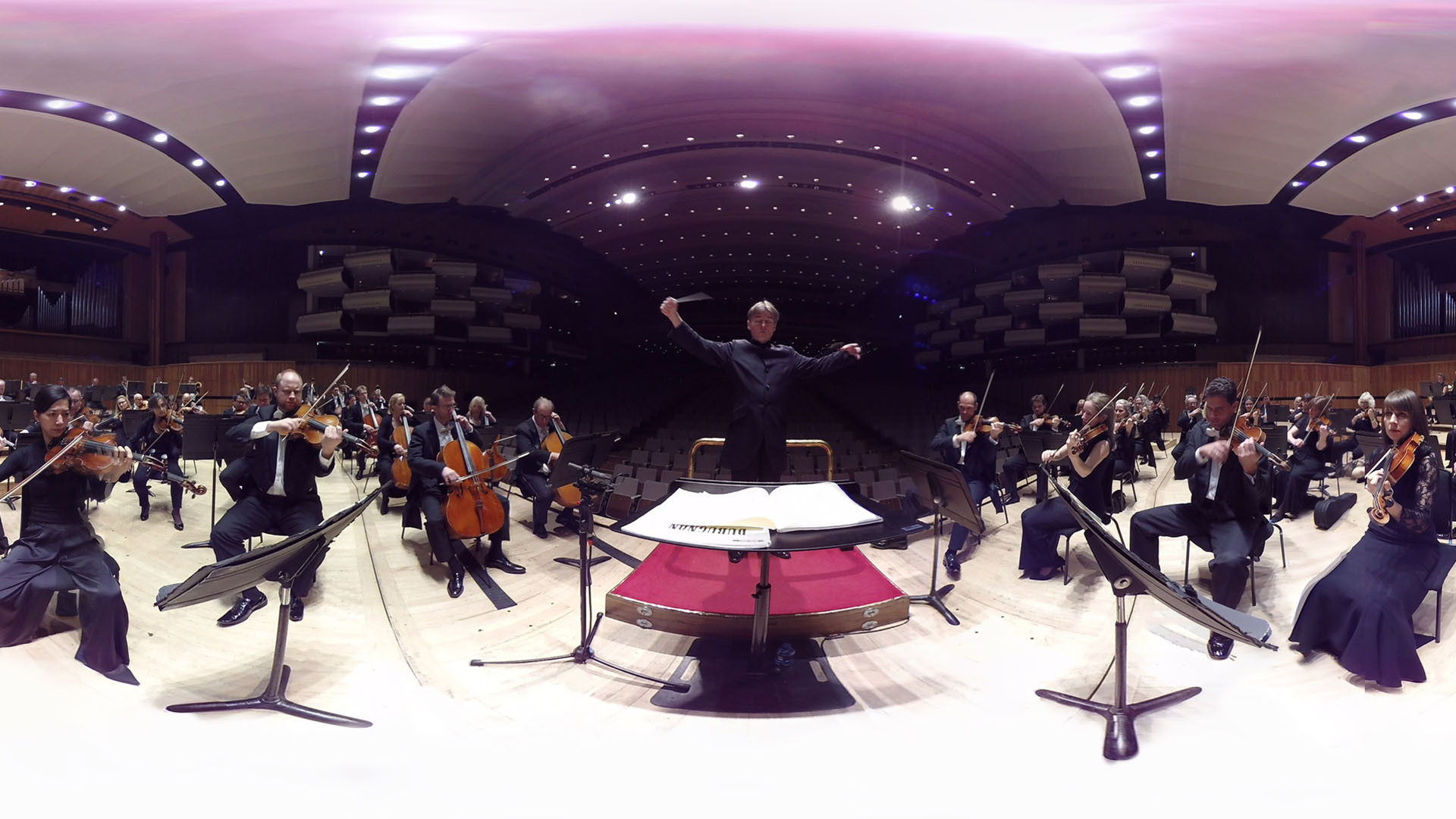 The Virtual Orchestra (Preview)
