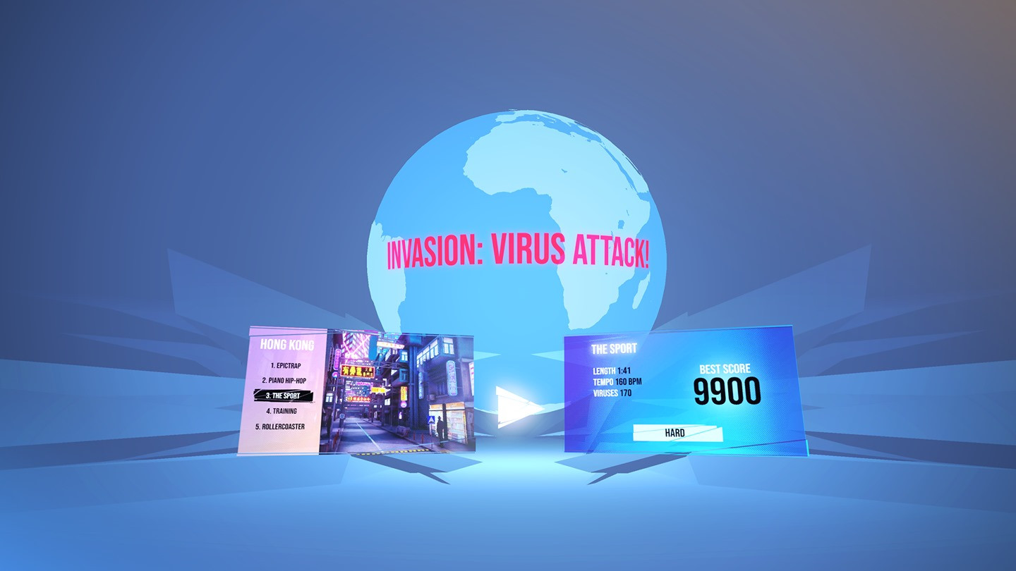Invasion: Virus Attack!
