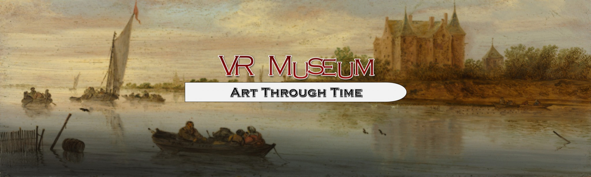 VR Museum: Art Through Time