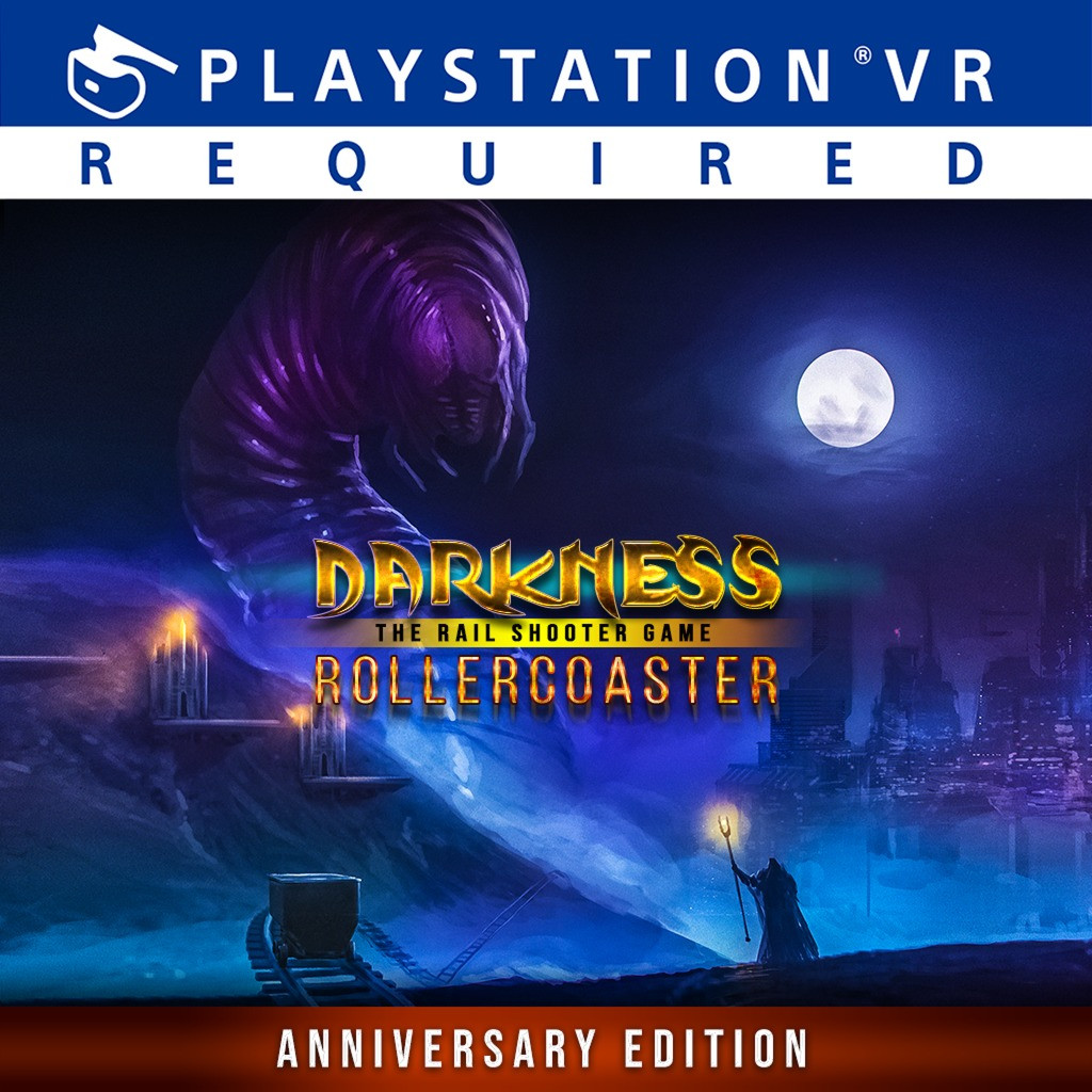 Darkness Rollercoaster -  Anniversary Edition