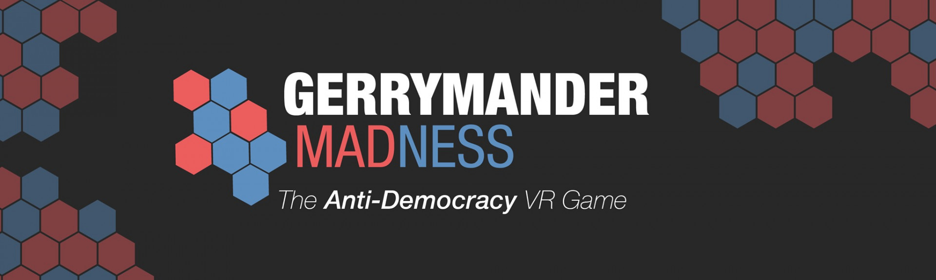 Gerrymander Madness: The Anti-Democracy VR Game