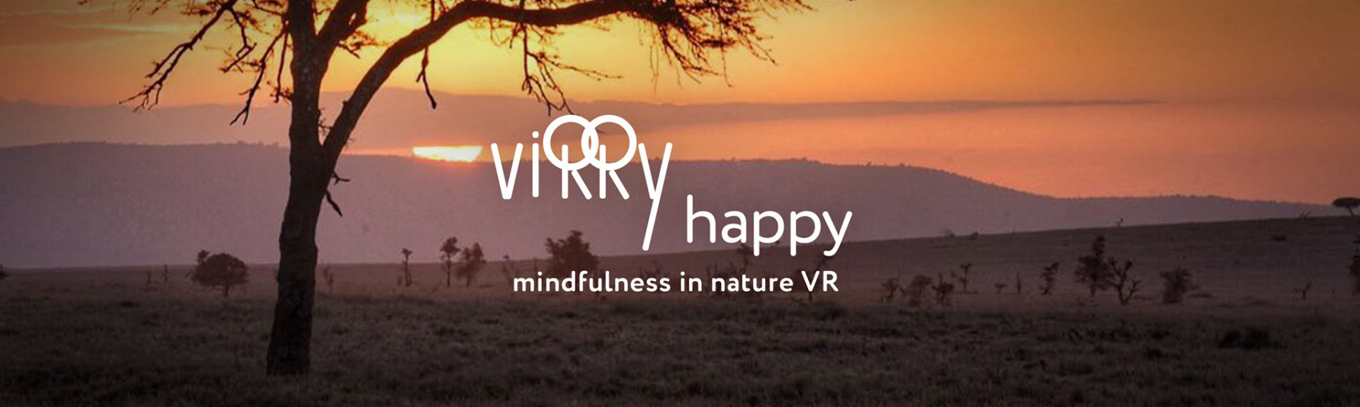 Virry Happy: mindfulness in nature VR