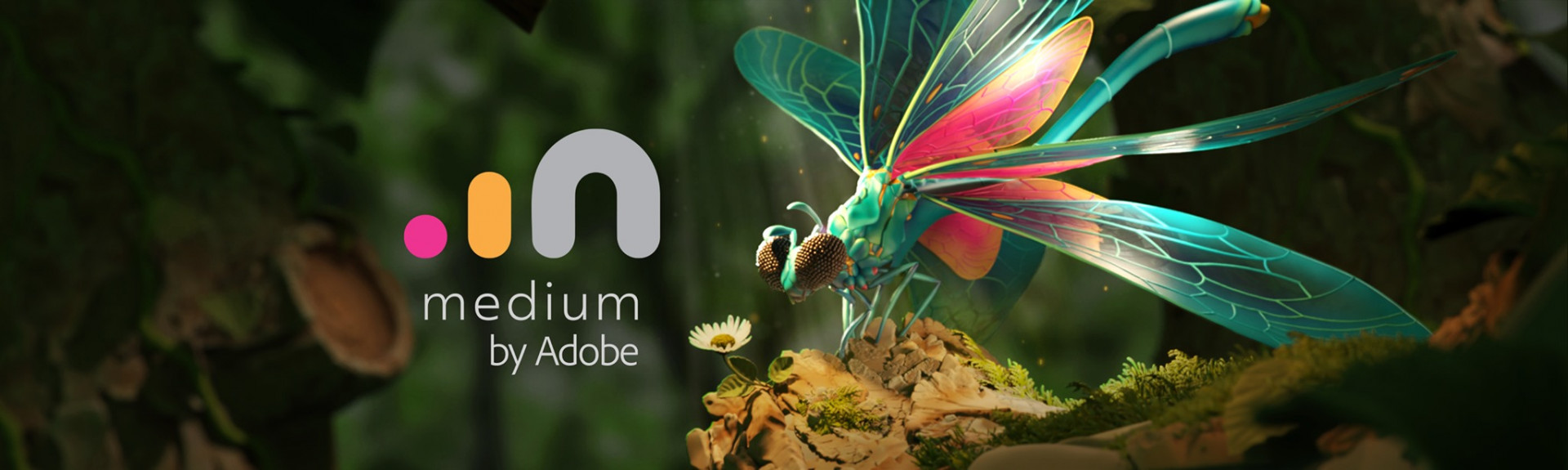 Medium by Adobe