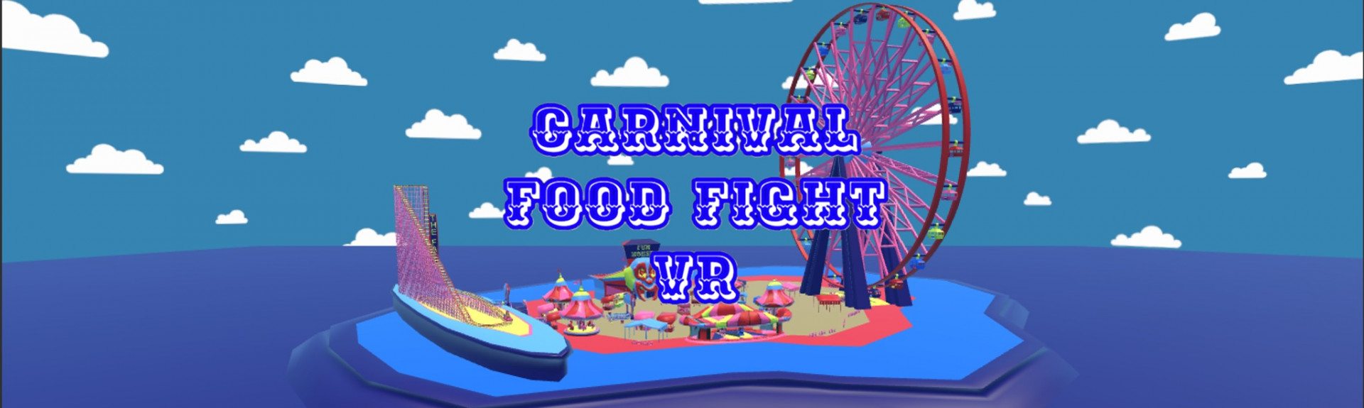 Carnival Food Fight VR
