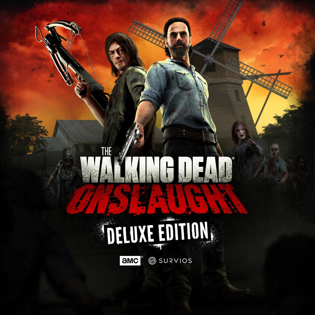 The Walking Dead Onslaught: Digital Deluxe