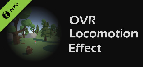 OVR Locomotion Effect Demo