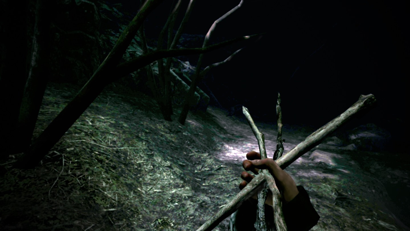Blair Witch VR: Quest