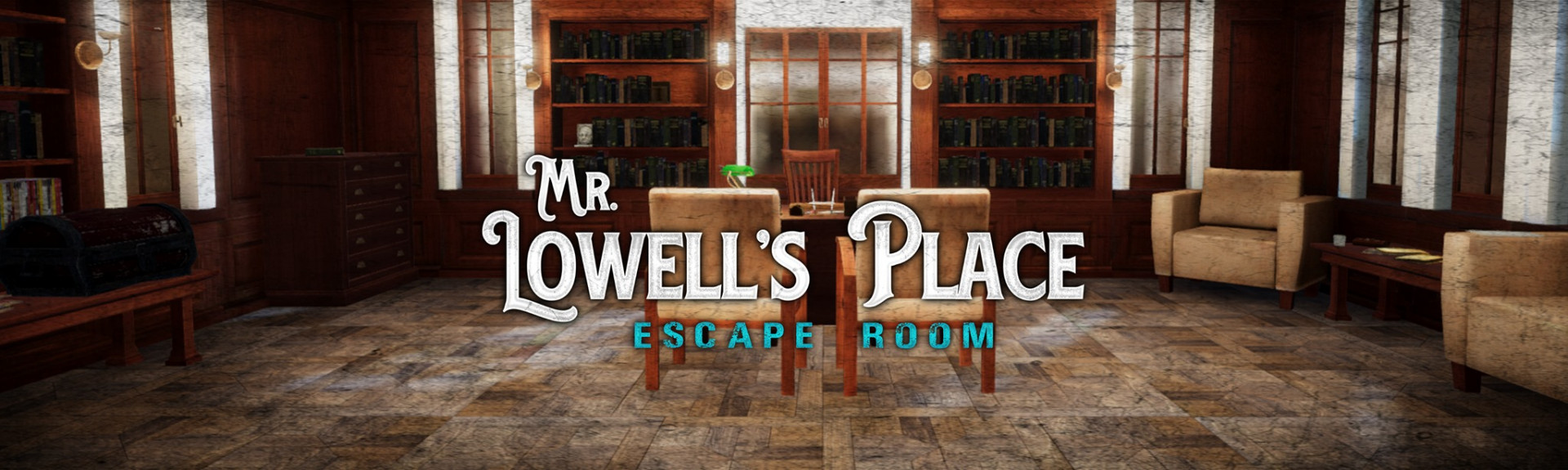 Mr. Lowell's Place - Escape Room