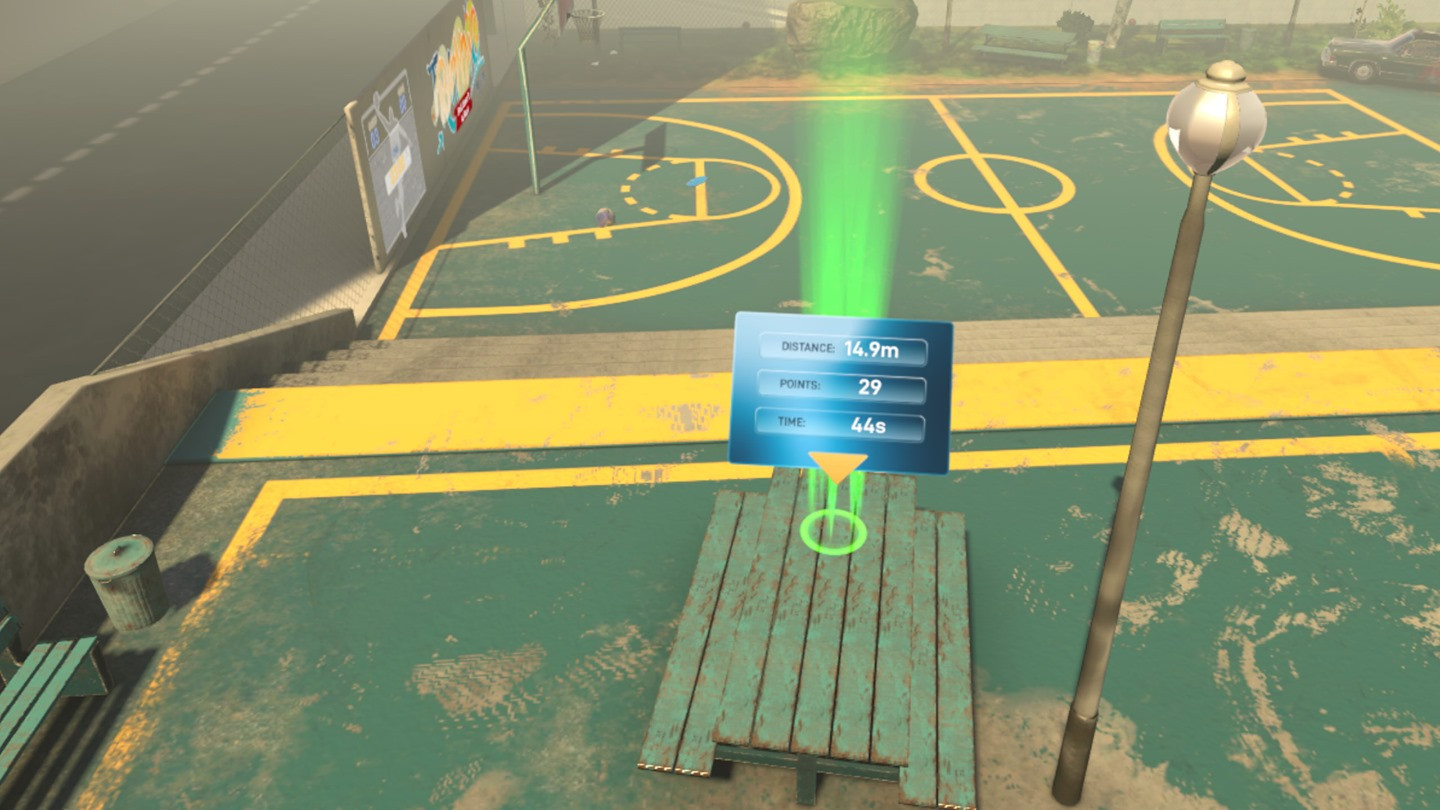 Urban Basketball VR