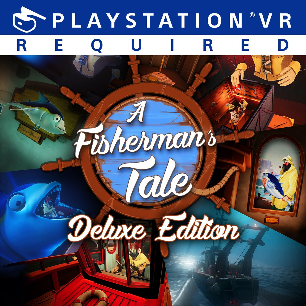 A Fisherman's Tale -Deluxe Edition