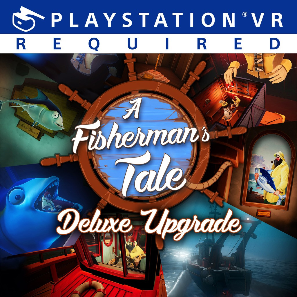 A Fisherman's Tale - Deluxe Upgrade