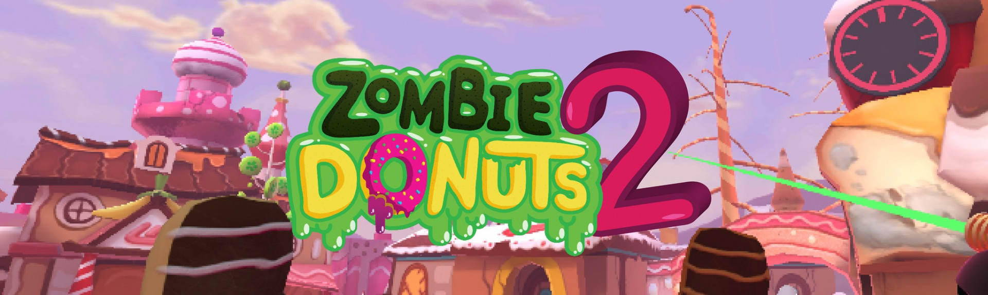 Zombie Donuts 2
