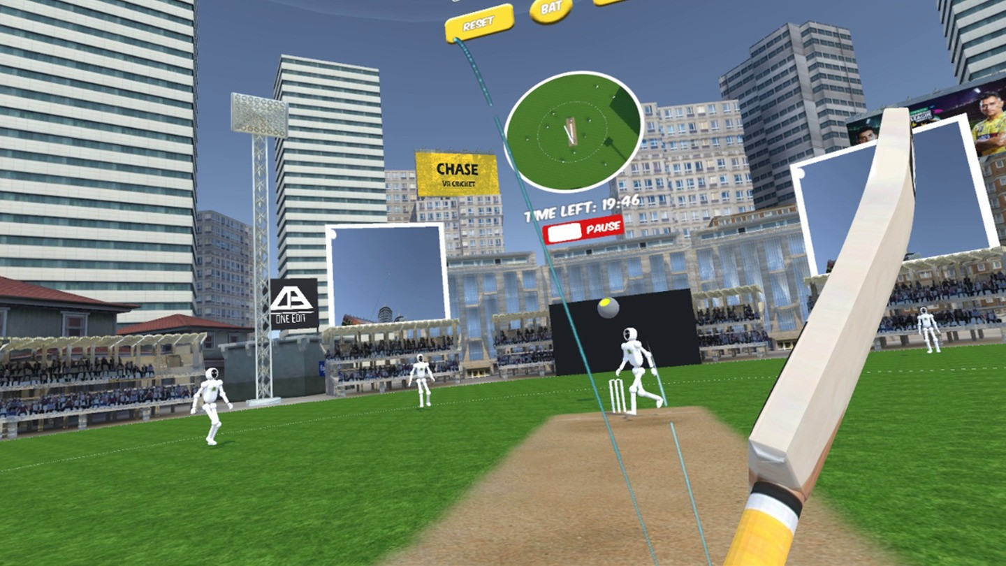 Chase VR Cricket