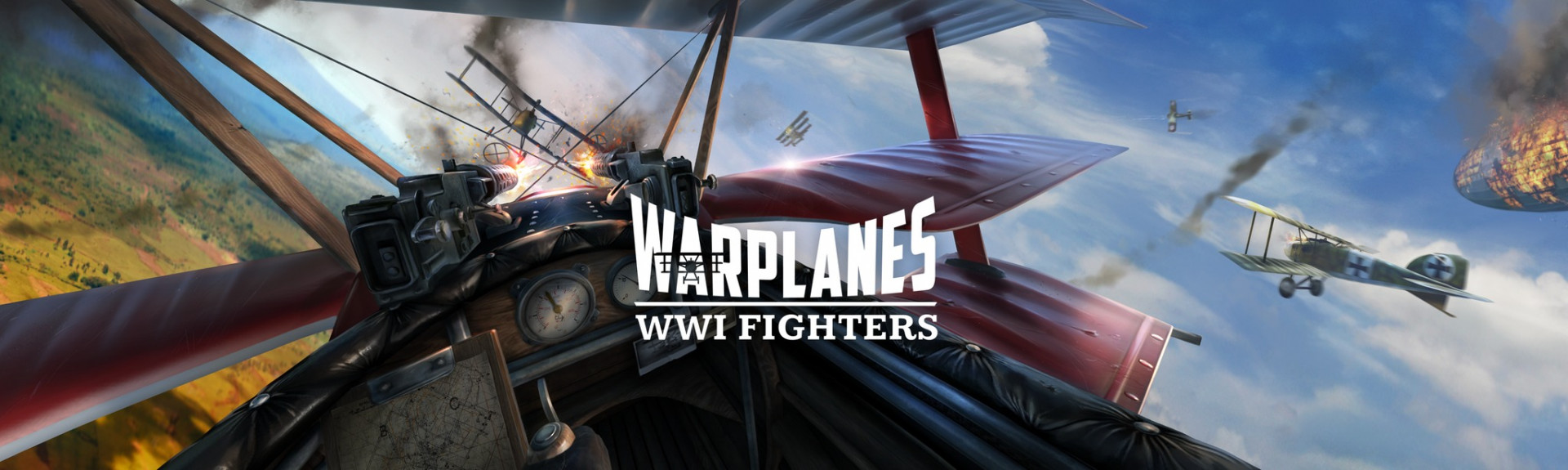 Warplanes: WW1 Fighters
