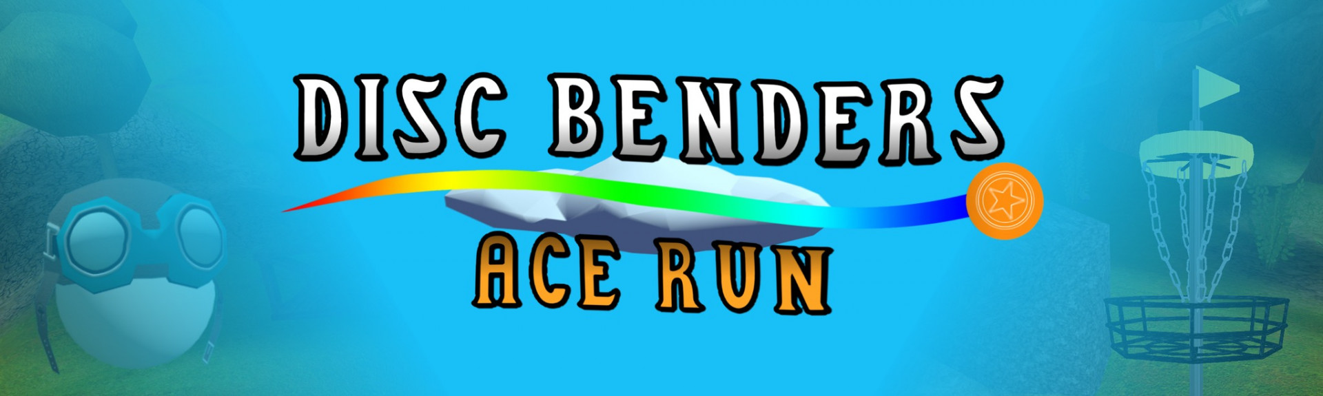 Disc Benders: Ace Run